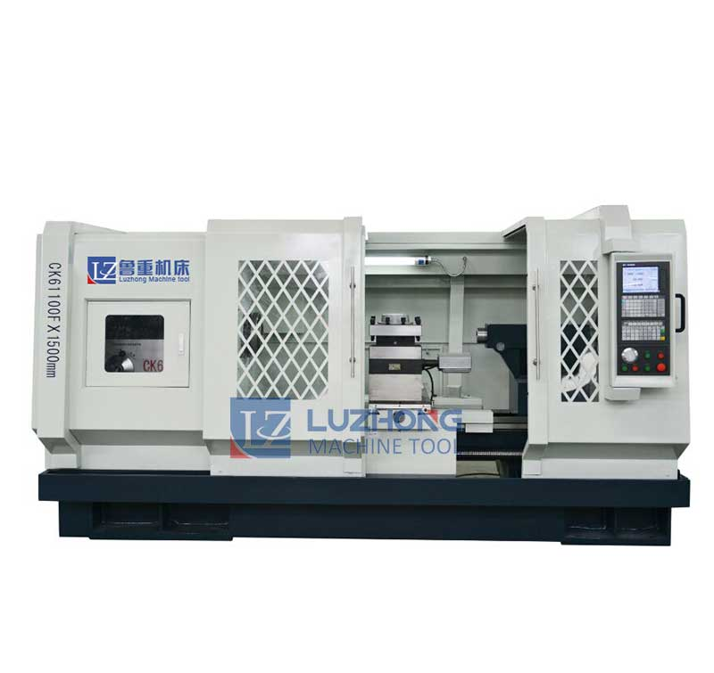 CK6180F Heavy Duty CNC Lathe Machine
