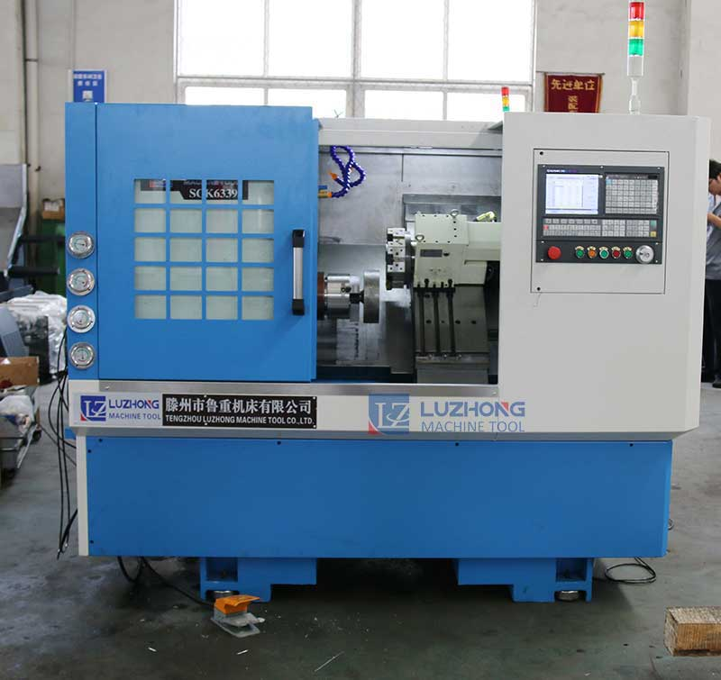 SCK6339/6339S Slant Bed CNC Lathe Machine
