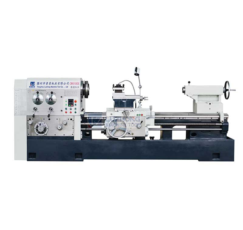 CW6180E Heavy Duty Lathe Machine