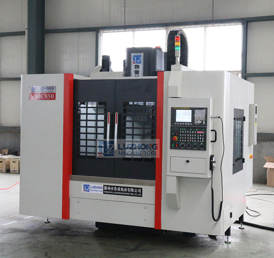 VMC850 CNC Vertical Machining Center