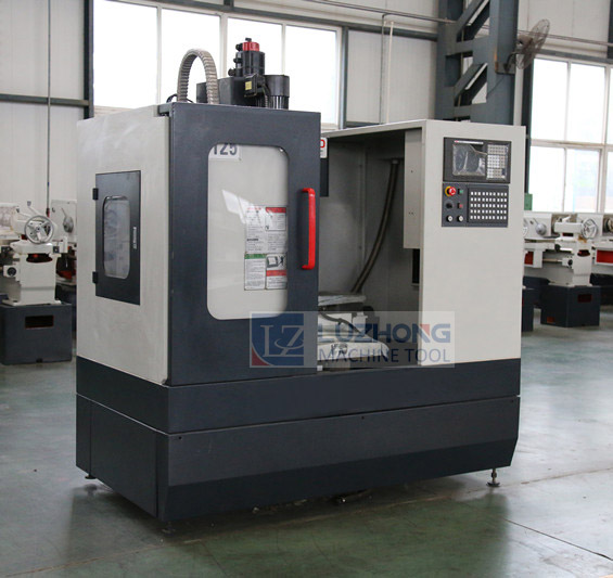 XH7125 Vertical Machining Center