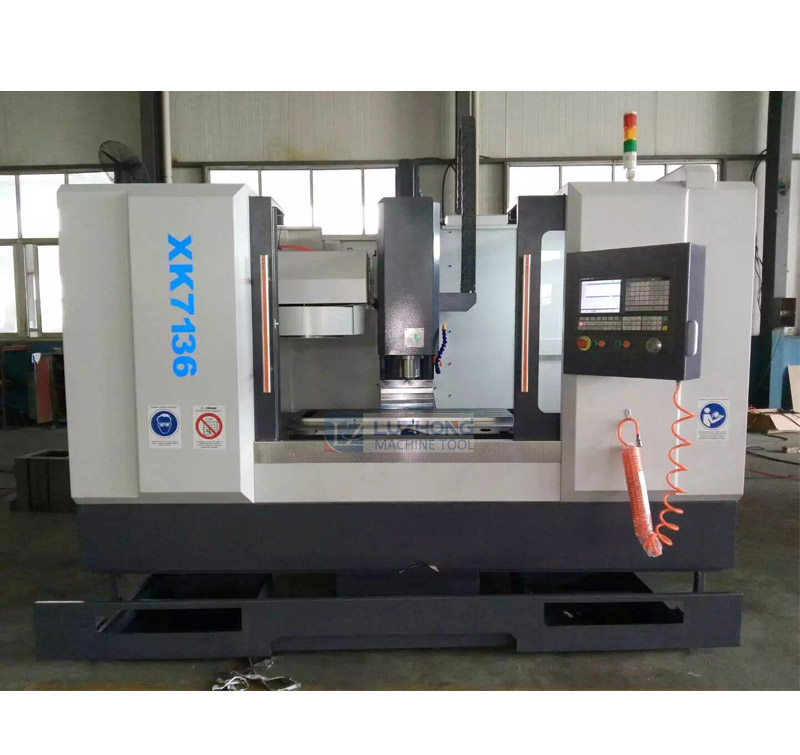 XH7136 Vertical Machining Center