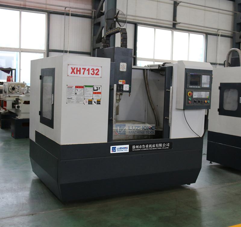 XH7132 Vertical Machining Center