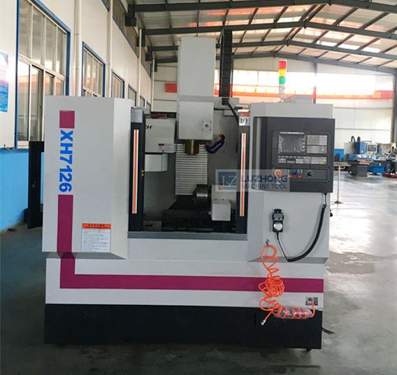 XH7126 Vertical Machining Center