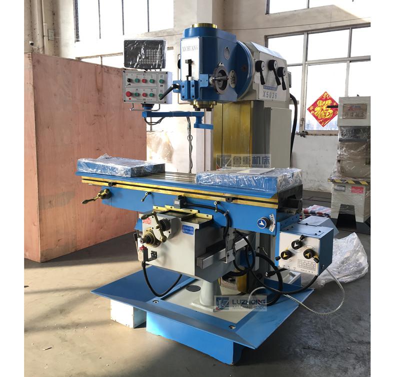 X5036 Vertical Milling Machine