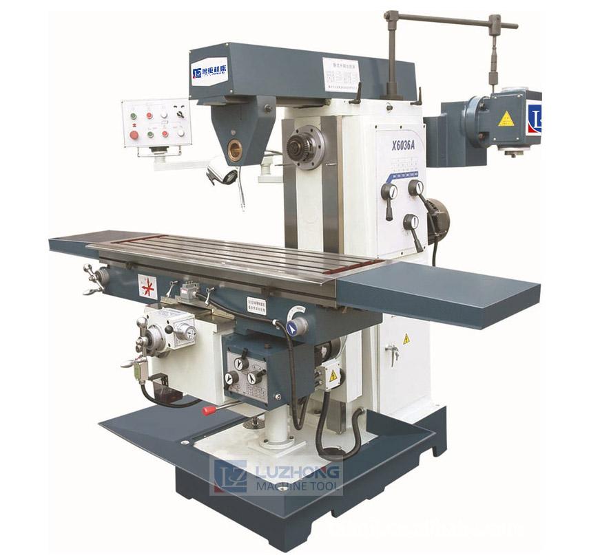 X6036 Hoizontal Milling Machine