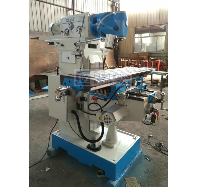 X6232 Swivel Head Milling Machine
