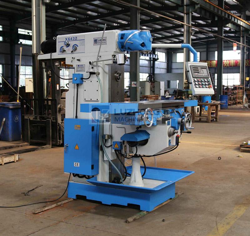 X6432 Swivel Head Milling Machine