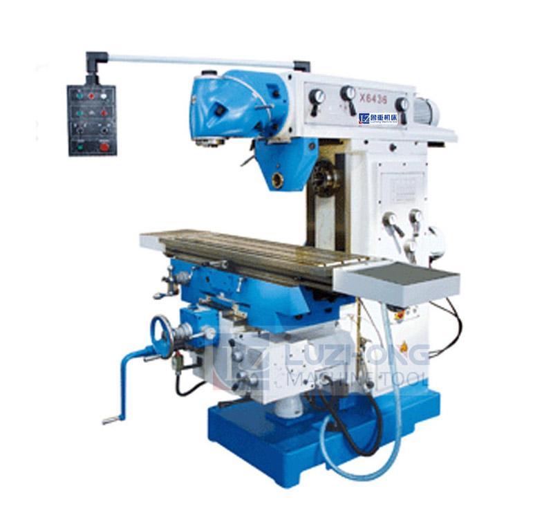 X6436 Swivel Head Milling Machine