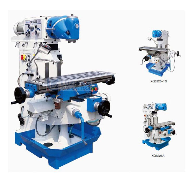 XQ6226 Swivel Head Milling Machine