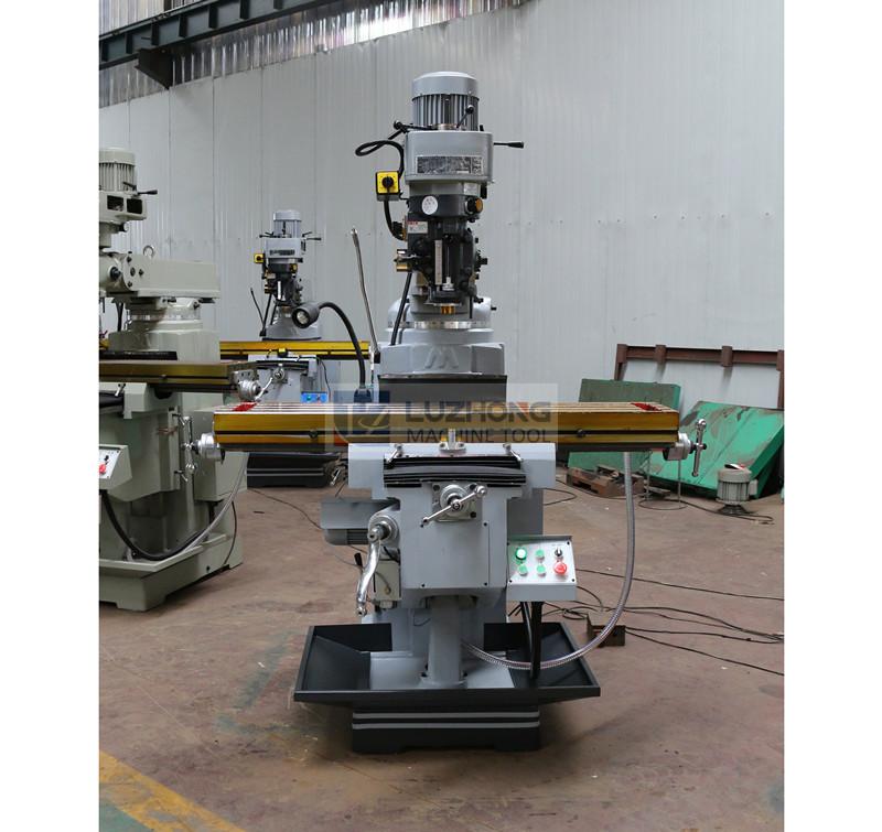 4H Turret Milling Machine