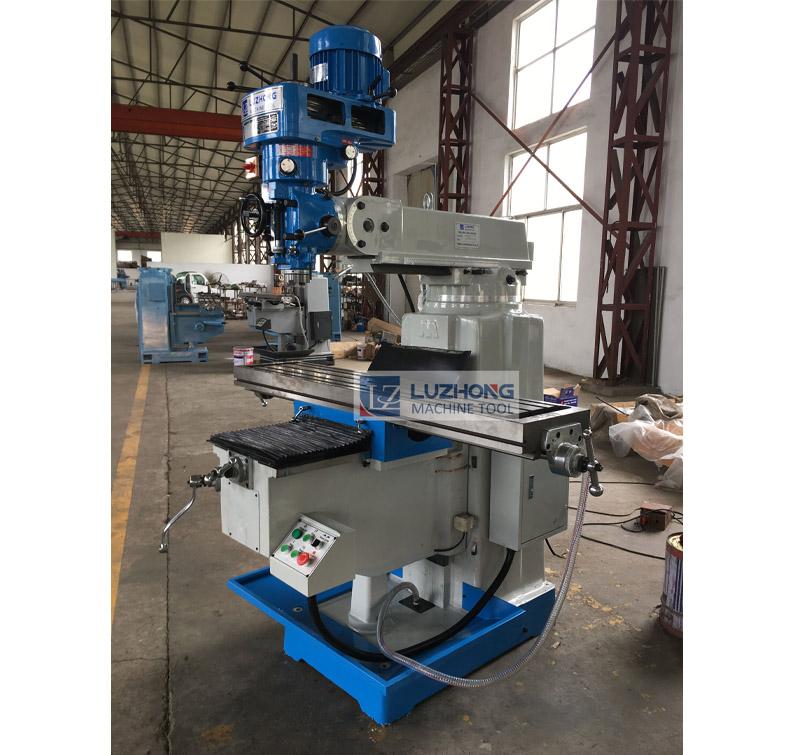 5H Turret Milling Machine