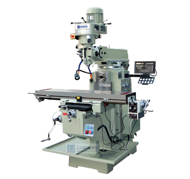 4HW Turret Milling Machine