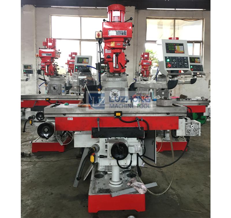 5HW Turret Milling Machine