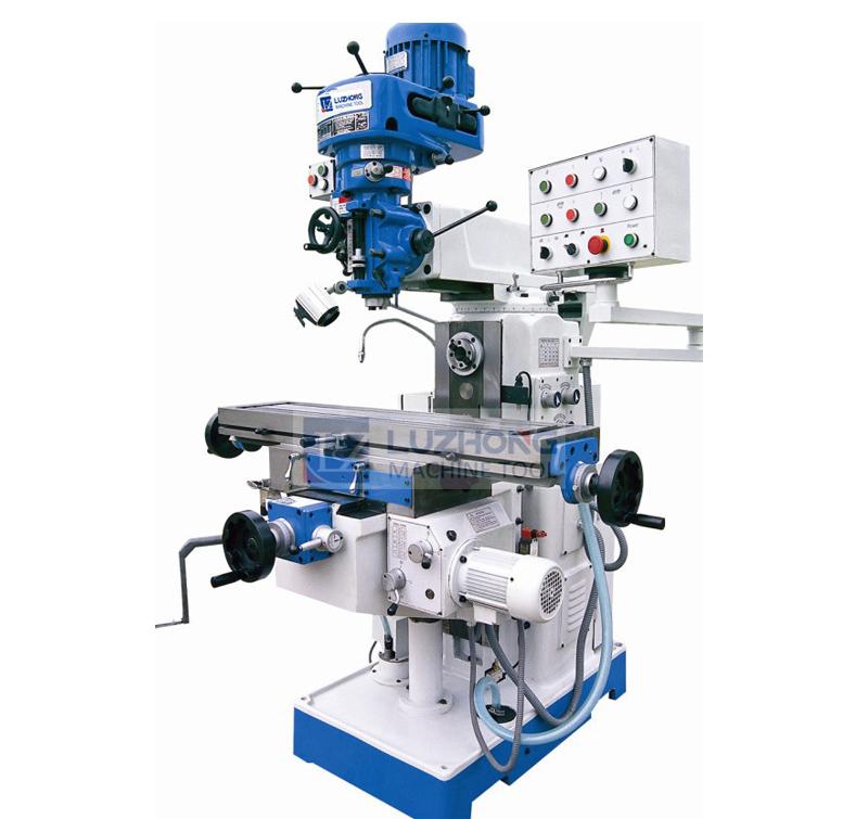 X6328B Turret Milling Machine