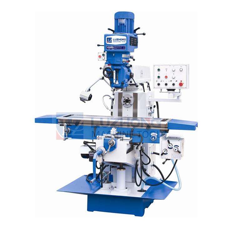 X6332C Turret Milling Machine