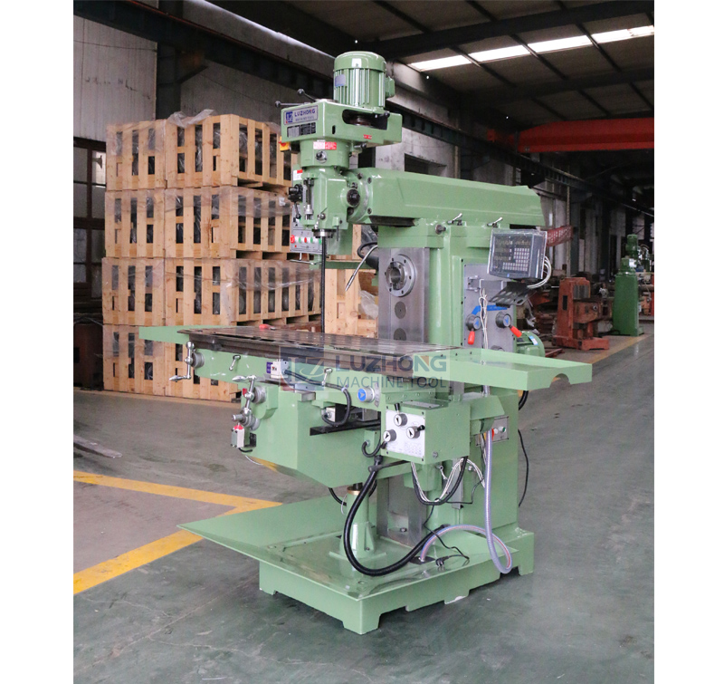 X6336 Turret Milling Machine