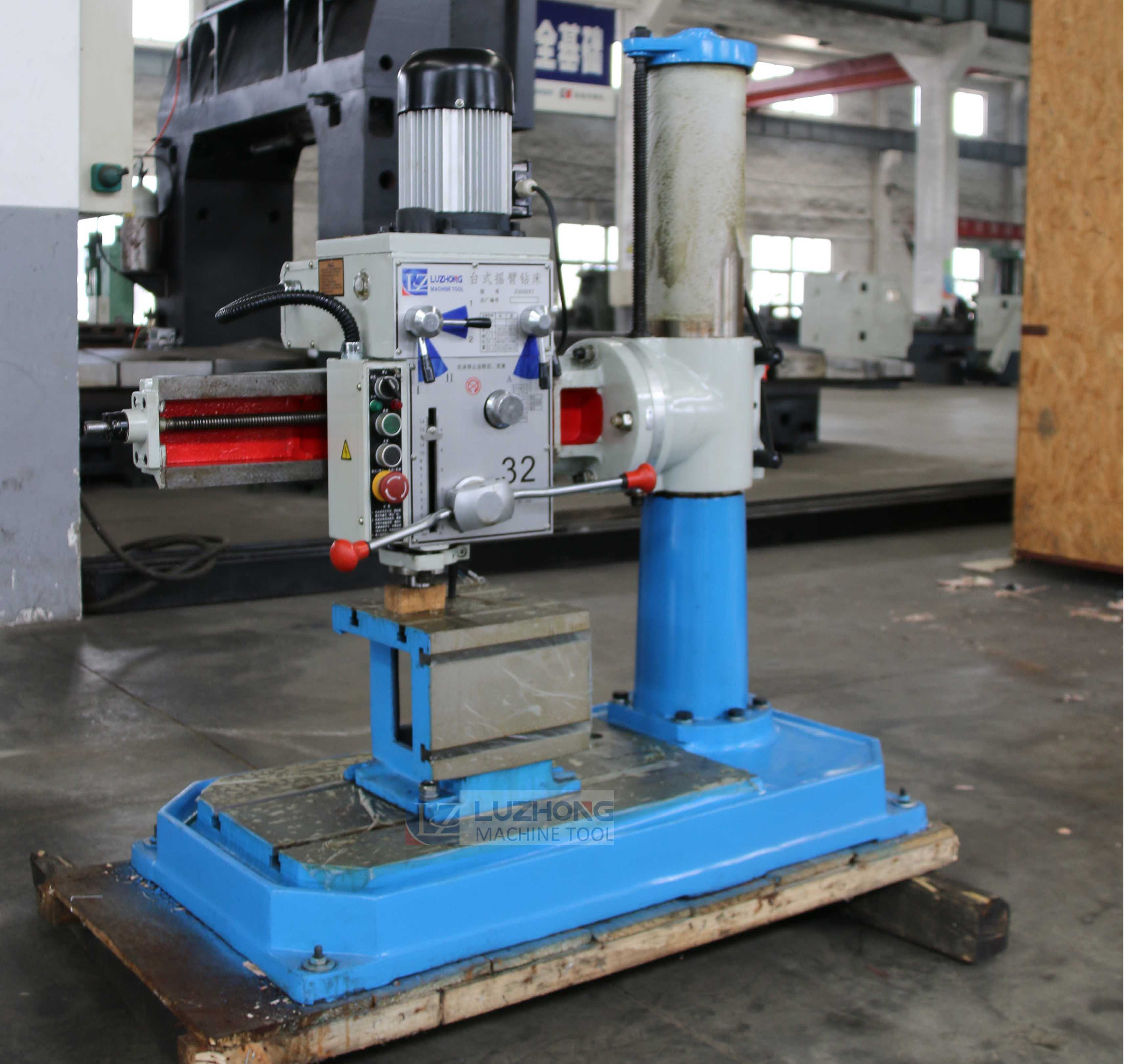 Z3032X7 Radial Drilling Machine