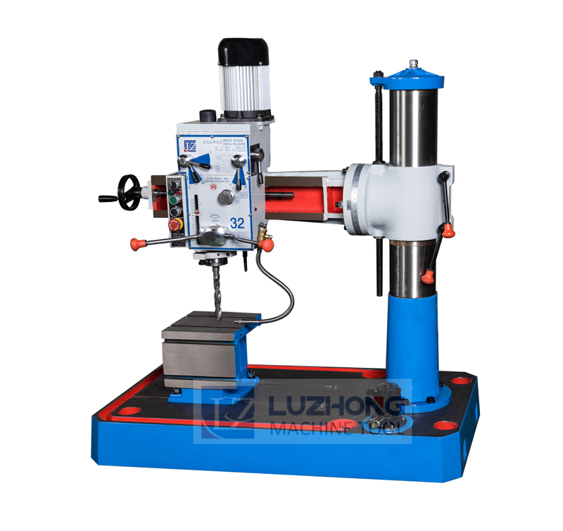 Z3032X7P Radial Drilling Machine with Coolant