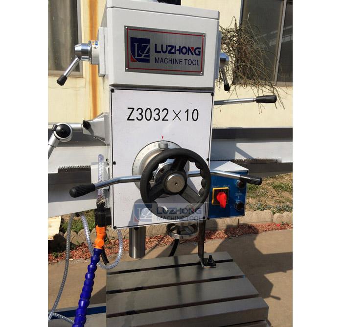 Z3032X10 Radial Drilling Machine