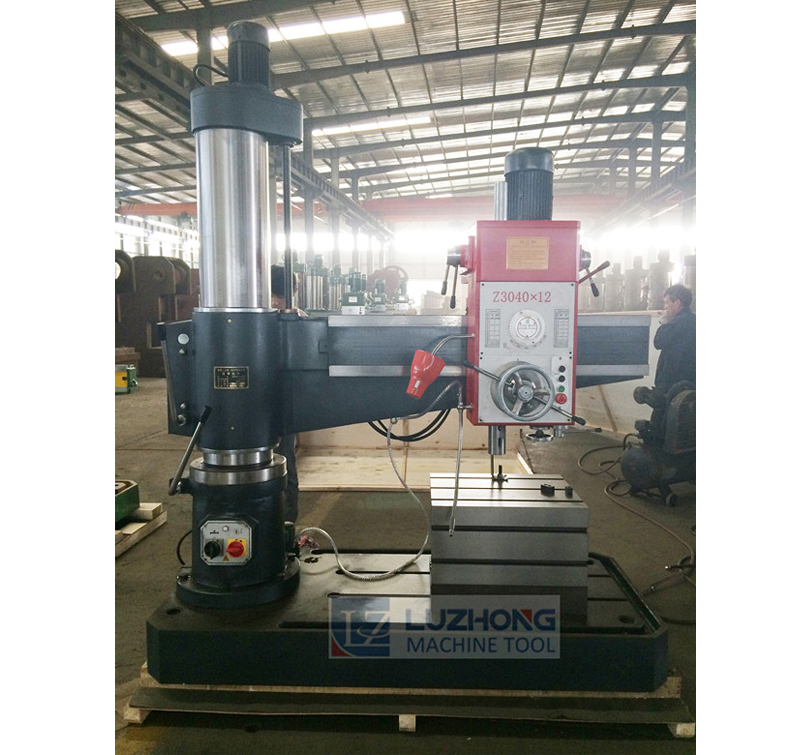 Z3040X12 Radial Drilling Machine