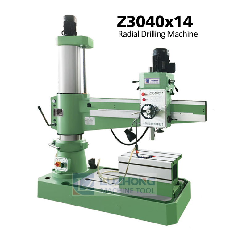 Z3040X14 Radial Drilling Machine