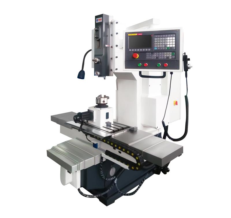 BK5018 CNC Slotting Machine