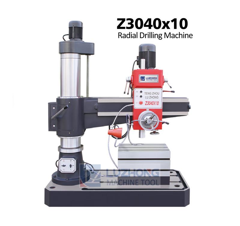 Z3040X10 Radial Drilling Machine