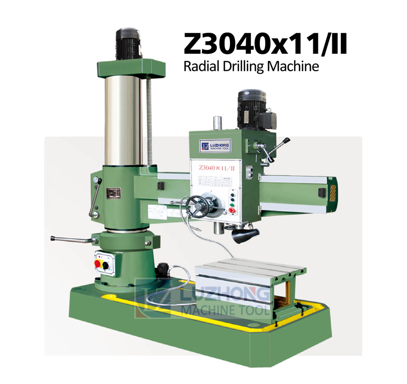 Z3040X11/II Radial Drilling Machine