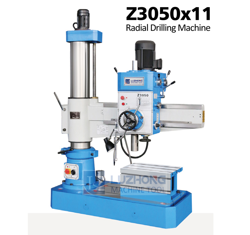 Z3050X11 Radial Drilling Machine