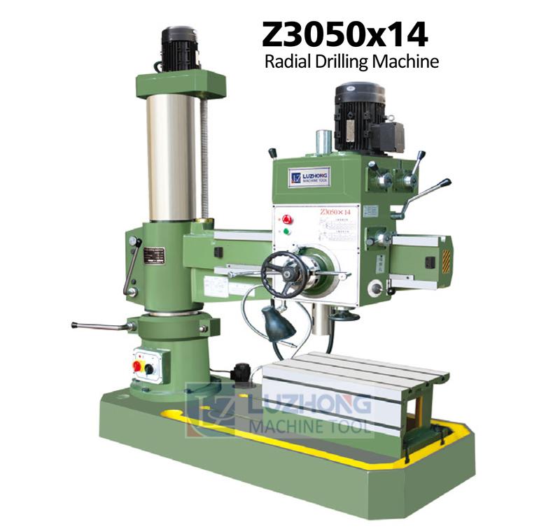 Z3050X14 Radial Drilling Machine
