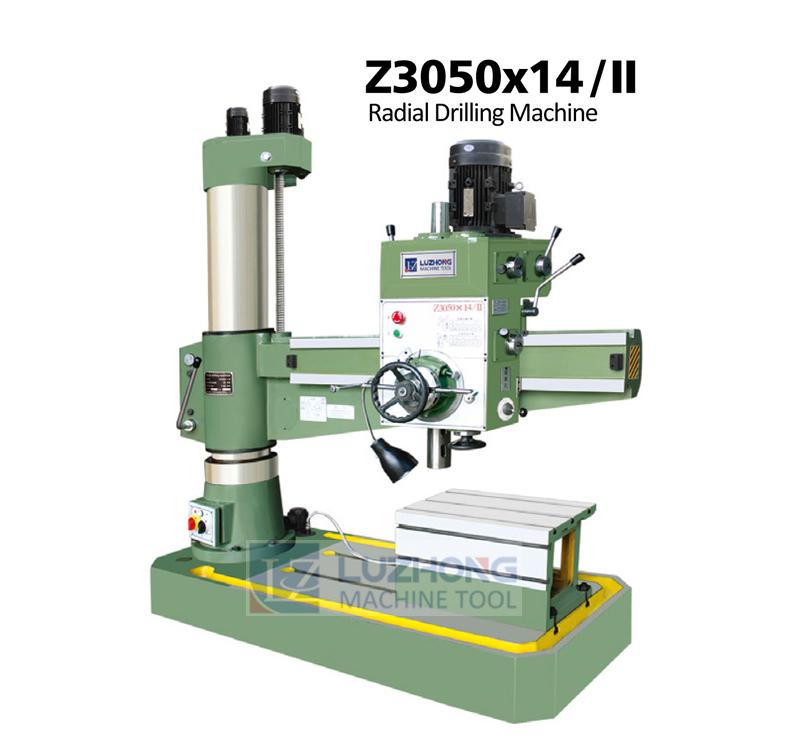 Z3050X14-II Radial Drilling Machine