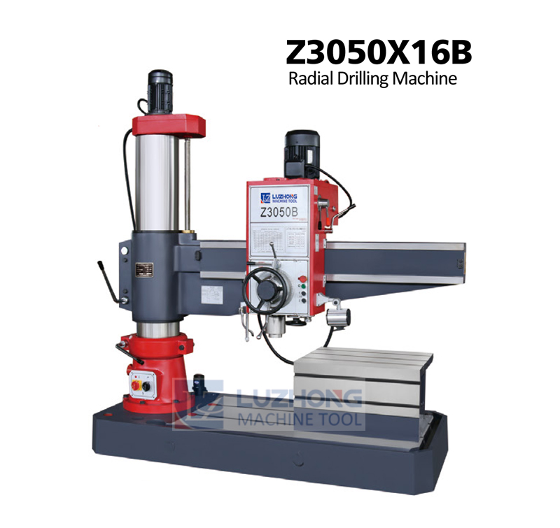 Z3050X16B Radial Drilling Machine