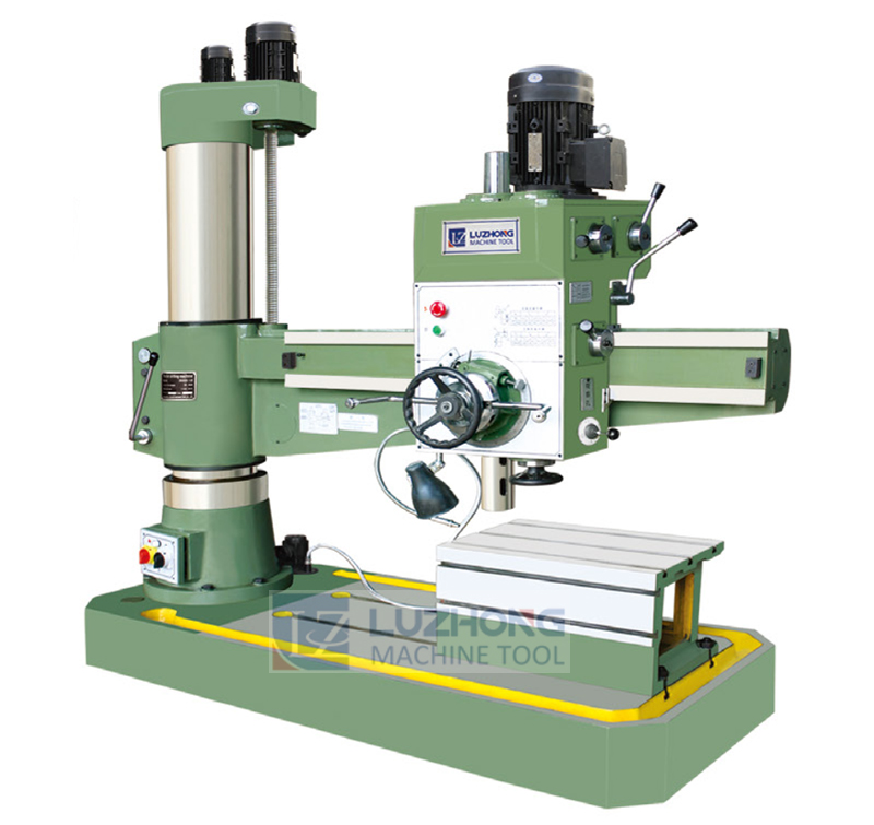 Z3050X16/II Radial Drilling Machine