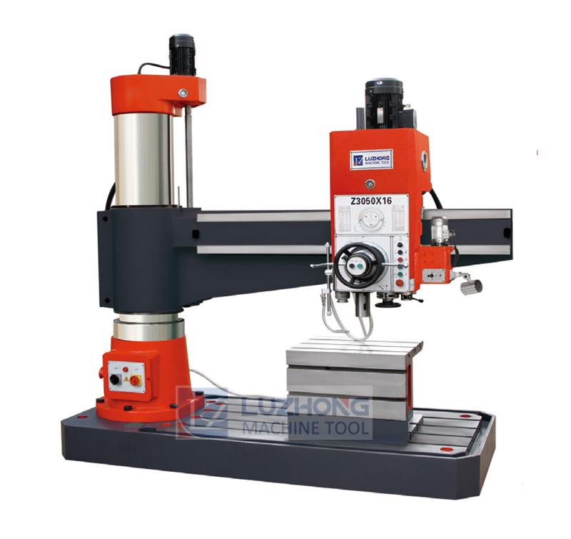 Z3050X16A Radial Drilling Machine