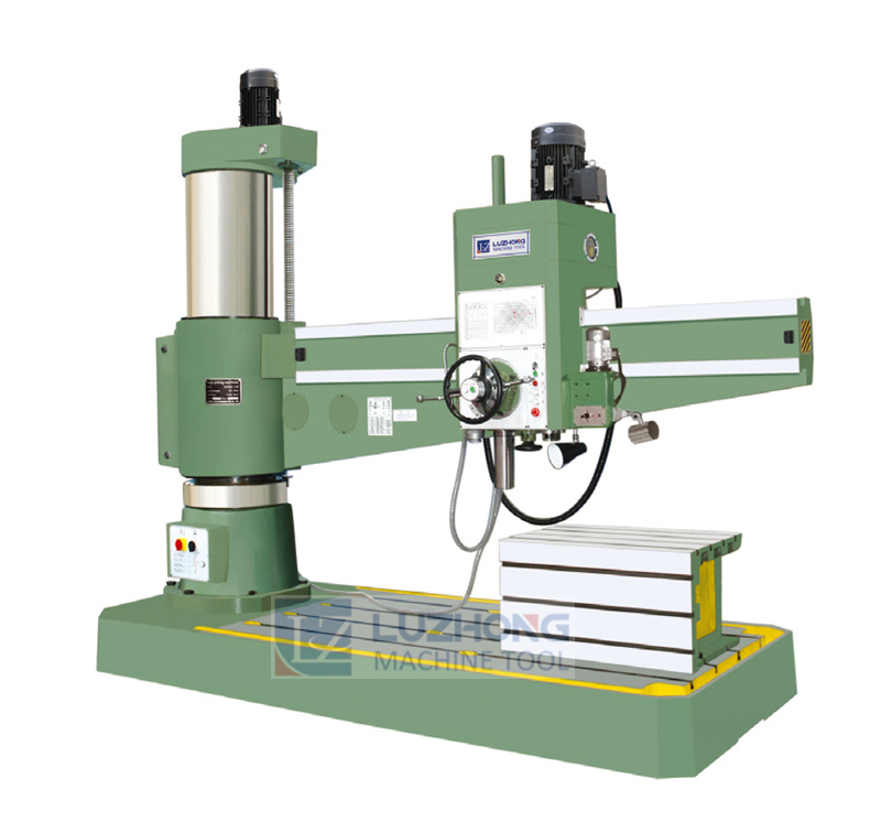 Z3080X20 Radial Drilling Machine