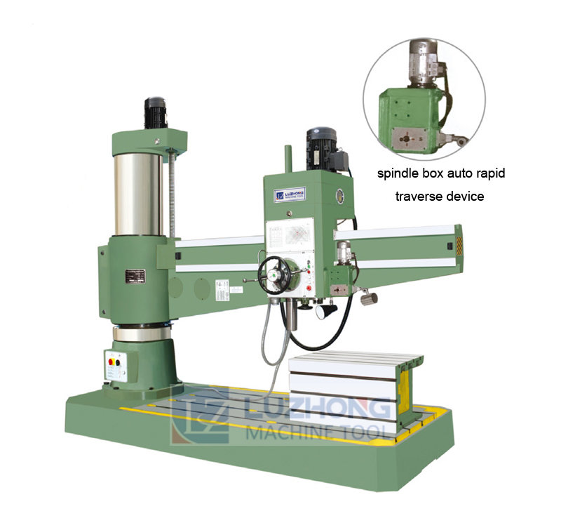 Z3080X20A Radial Drilling Machine
