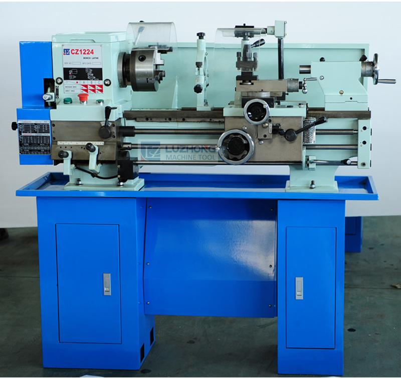 CZ1224 CZ1237 Bench Lathe Machine - Bench / Mini Lathe Machine -