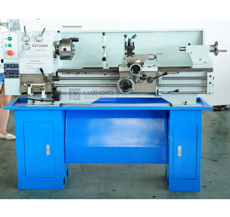 CZ1224G CZ1324G Bench Lathe Machine