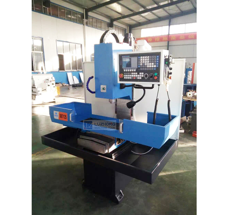 XK7125 CNC Milling Machine