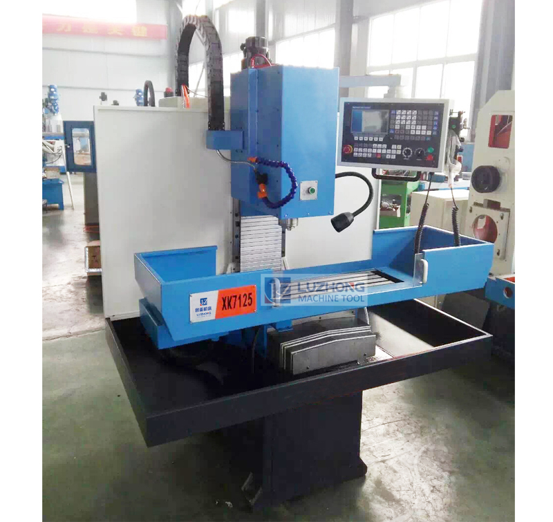 XK7125 CNC Milling Machine
