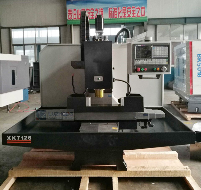 XK7126 CNC Milling Machine
