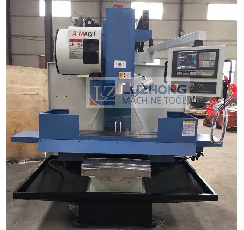 XK7136 CNC Milling Machine