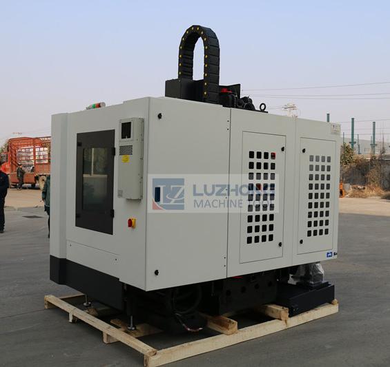 VMC650 CNC Milling Machine