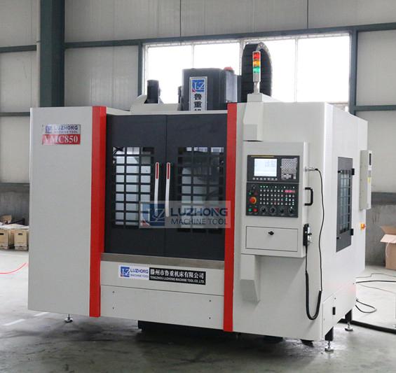 VMC850 CNC Milling Machine