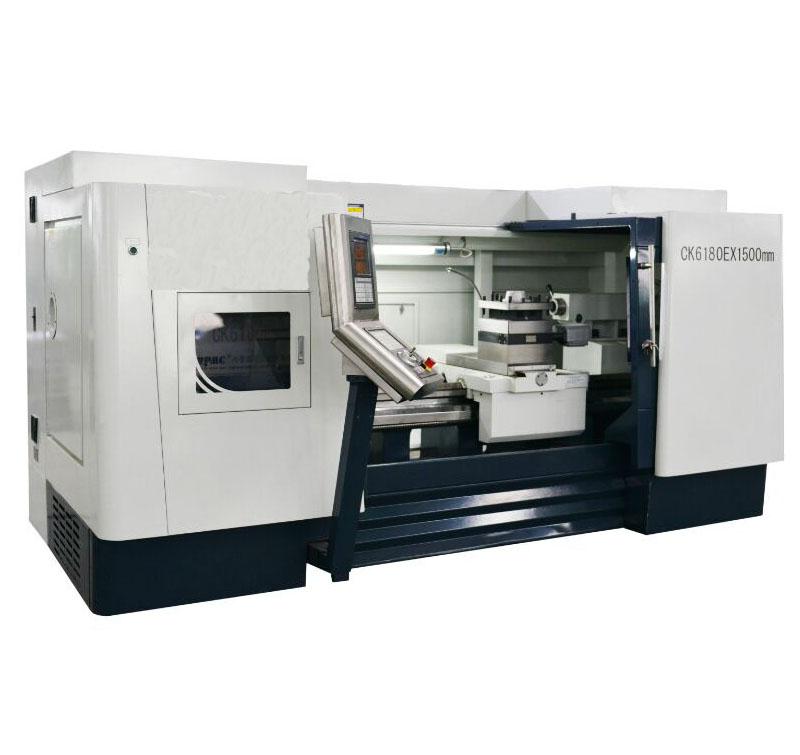 CK6180E Heavy Duty CNC Lathe Machine