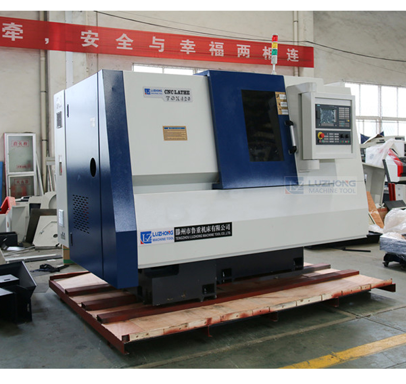 TCK420 Slant Bed CNC Lathe Machine