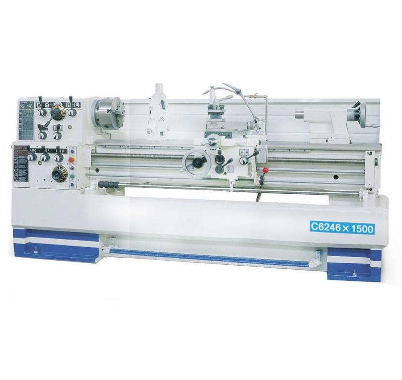 C6246 Gap Bed Lathe Machine