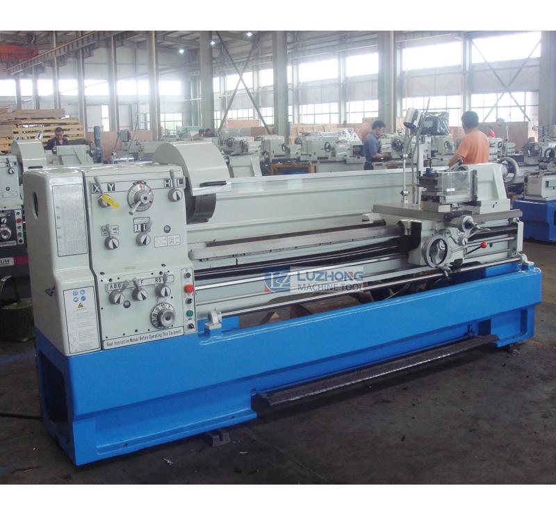 C6251 Gap Bed Lathe Machine