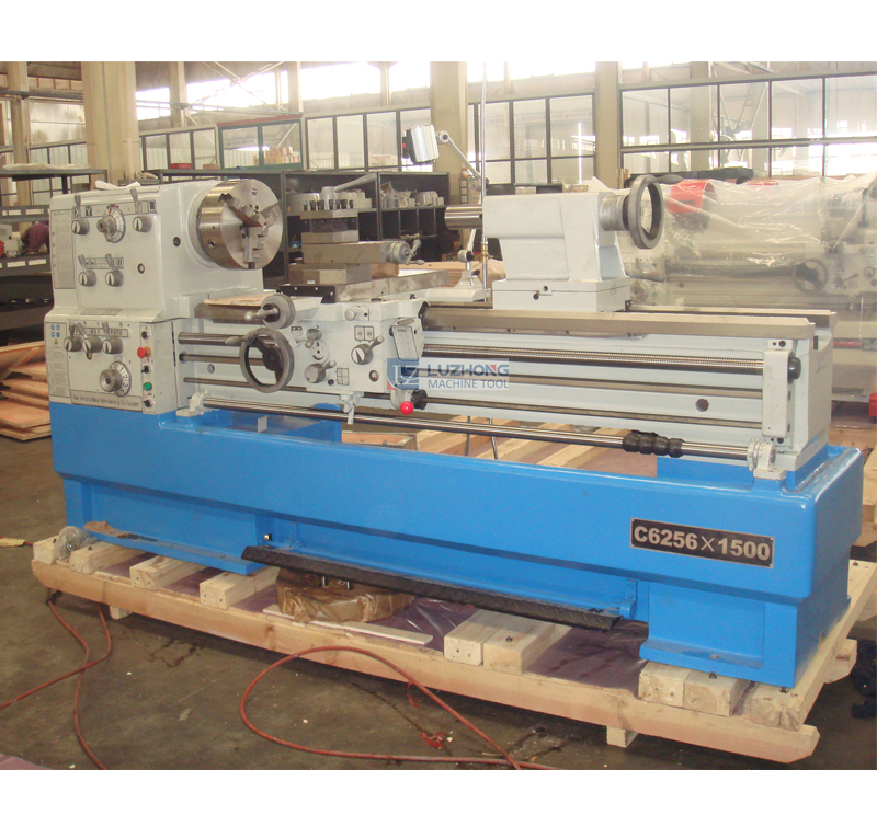 C6256 Gap Bed Lathe Machine